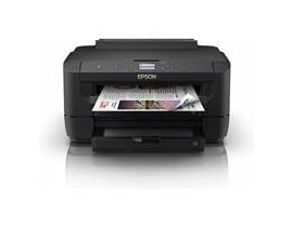Epson WorkForce WF-7210DTW (A3) Colour Inkjet Wireless Printer 5.6cm Mono LCD 18ppm (Mono) ISO/IEC  10ppm (Colour) ISO/IEC 20,000 (MDC)