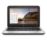 HP Chromebook 11 G4 (11.6 inch) Notebook PC Celeron (N2840) 2.16GHz 4GB 16GB eMMC WLAN BT Webcam Chrome OS (HD Graphics)