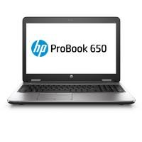 HP ProBook 650 G2 15.6 Laptop - Core i3 2.3GHz, 4GB, 500GB, DVD