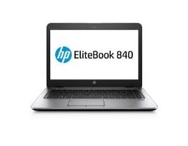 HP EliteBook 840 G3 (14 inch) Notebook PC Core i7 (6500U) 2.5GHz 8GB 256GB SSD WLAN BT Webcam Windows 10 Pro 64-bit (HD Graphics 520) German Version