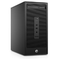 HP 285 G2 Microtower PC Quad Core A8 (7600B) 3.1GHz 4GB 500GB DVD±RW LAN Windows 10 Pro 64-bit (Radeon R7)