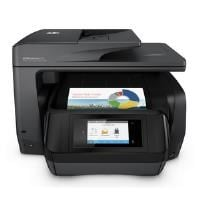 HP OfficeJet Pro 8728 (A4) Colour Inkjet Wireless All-in-One Printer (Print/Copy/Scan/Fax) 256MB 4.3 inch Colour LCD 24ppm (Mono) 20ppm (Colour) 30,000 (MDC)