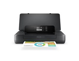 HP OfficeJet 200 (A4) Colour Inkjet Wireless Mobile Printer 128MB 2 inch Mono LCD 10ppm (Mono) ISO 7ppm (Colour) ISO 500 (MDC) 34 sec (Photo)