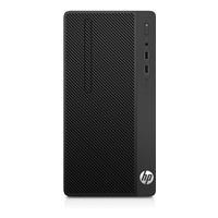 HP 290 G1 Microtower PC Core i3 (7100) 3.9GHz 4GB 500GB DVD-Writer LAN Windows 10 Pro 64-bit (HD Graphics 630)