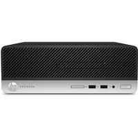 HP ProDesk 400 G5 Small Form Factor PC Core i7 (8700) 3.2GHz 8GB 256GB SSD DVD-Writer LAN Windows 10 Pro (UHD Graphics 630)