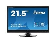 Iiyama ProLite E2278HD (21.5 inch) LED Backlit LCD Monitor *Clearance Item*