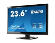 Iiyama ProLite E2482HSD (23.6 inch) LED Backlit LCD Monitor *Clearance Item*