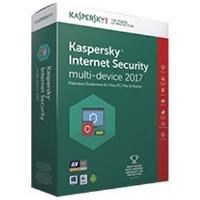Kaspersky Lab Internet Security 2017 3 Devices 1 Year Retail FFP (UK)
