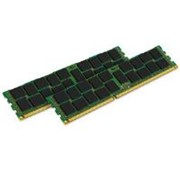 Kingston ValueRAM 8GB (2x4GB) Memory Kit 1600MHz DDR3 ECC 240-pin CL11 DIMM 1.5V Registered SR X8 with Thermal Sensor