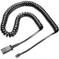 Plantronics U10P-S19 4m Headset Cable