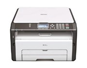 Ricoh SP 211SU Mono Laser Multifunction Printer (Print/Copy/Scan) 128MB 22ppm 20,000 (MDC)