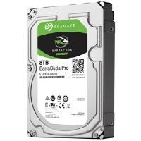 Seagate BarraCuda Pro (8TB) 3.5 inch Hard Disk Drive (7200rpm) SATA 6Gb/s 256MB (Internal) *Open Box*