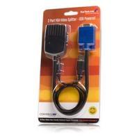 2-Port USB Powered VGA Splitter