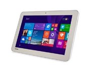 Toshiba Encore 2 WT10-A-102 (10.1 inch Multi-touch) Tablet PC Atom (Z3735F) 1.33GHz 2GB 32GB Solid State Drive Webcam WLAN BT Windows 8.1 32-bit (Intel HD Graphics)