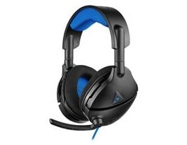 Turtle Beach Ear Force Stealth 300 Gaming Headset (Black) for PS4 Consoles