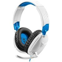 Turtle Beach Recon 70 Gaming Headset (White) for PS4 Consoles