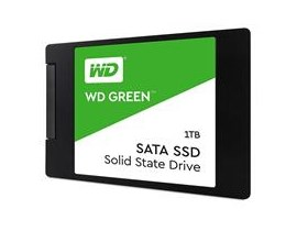 WD Green (1TB) 2.5 inch/7mm SATA Solid State Drive