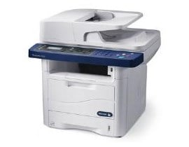 Xerox WorkCentre 3325 (A4) Multifunction Printer (Print/Scan/Copy/Fax) USB (Base Model + Network WiFi Ready)