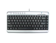 A4Tech X-Slim Mini QWERTY Keyboard