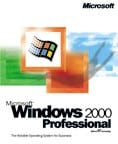 Microsoft Windows 2000 Professional (SP3) - Brand New and Sealed